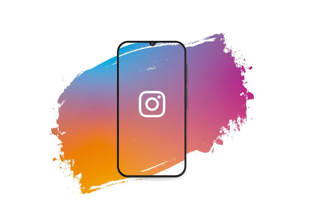 campagne publicitaire boutique en ligne instagram